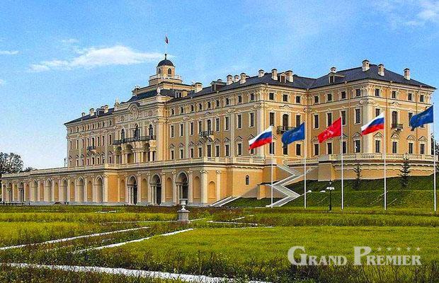 аренда дворцов